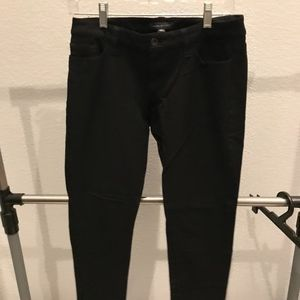 Black Banana Republic Stretch Trousers